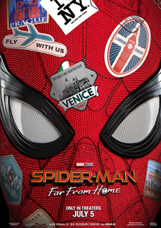 Spider -Man: Far From Home 3D